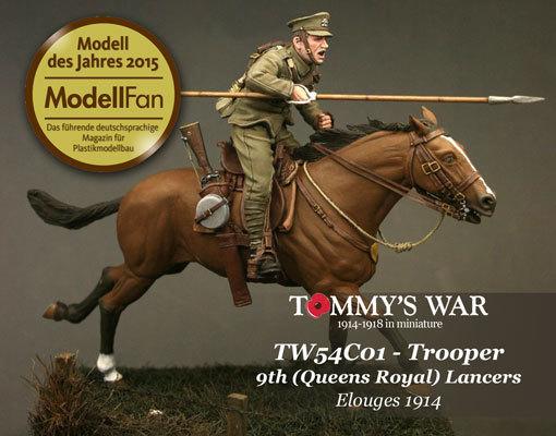 TW54C01 - Trooper, 9th Lancers