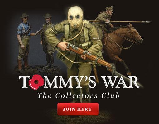 Tommy's War Collectors Club
