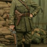 TW54013 – Captain,Royal Welsh Fusiliers, Ploegstert 1915