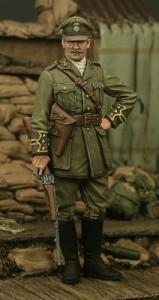 TW54013 – Captain,Royal Welsh Fusiliers, Ploegstert 1915