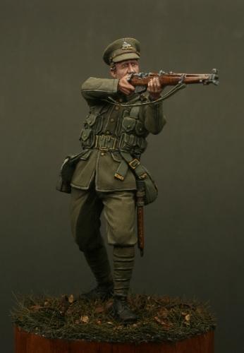 TW54002 – Private, Lincolnshire Regiment 1914