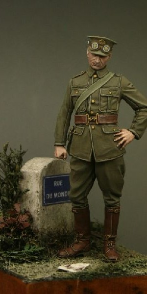 TW54008 – Private, Army Service Corps, The Marne 1914