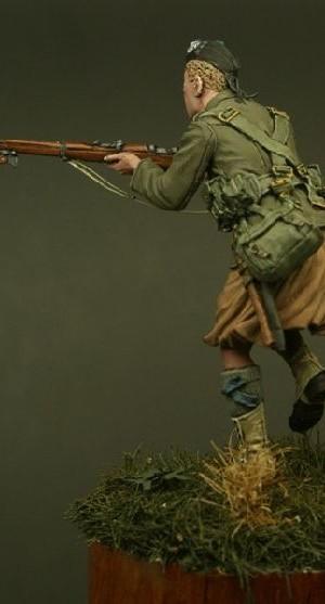 TW54011 – Private, London Scottish, Messines 1914