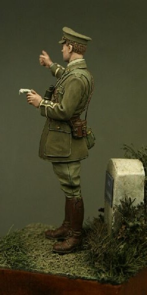 TW54007 – Lieutenant, Royal Engineers, The Marne 1914