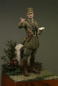 TW54007 – Lieutenant, Royal Engineers, The Marne 1914
