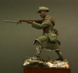 TW54012 – Naik, Garhwal Rifles, Festubert 1914