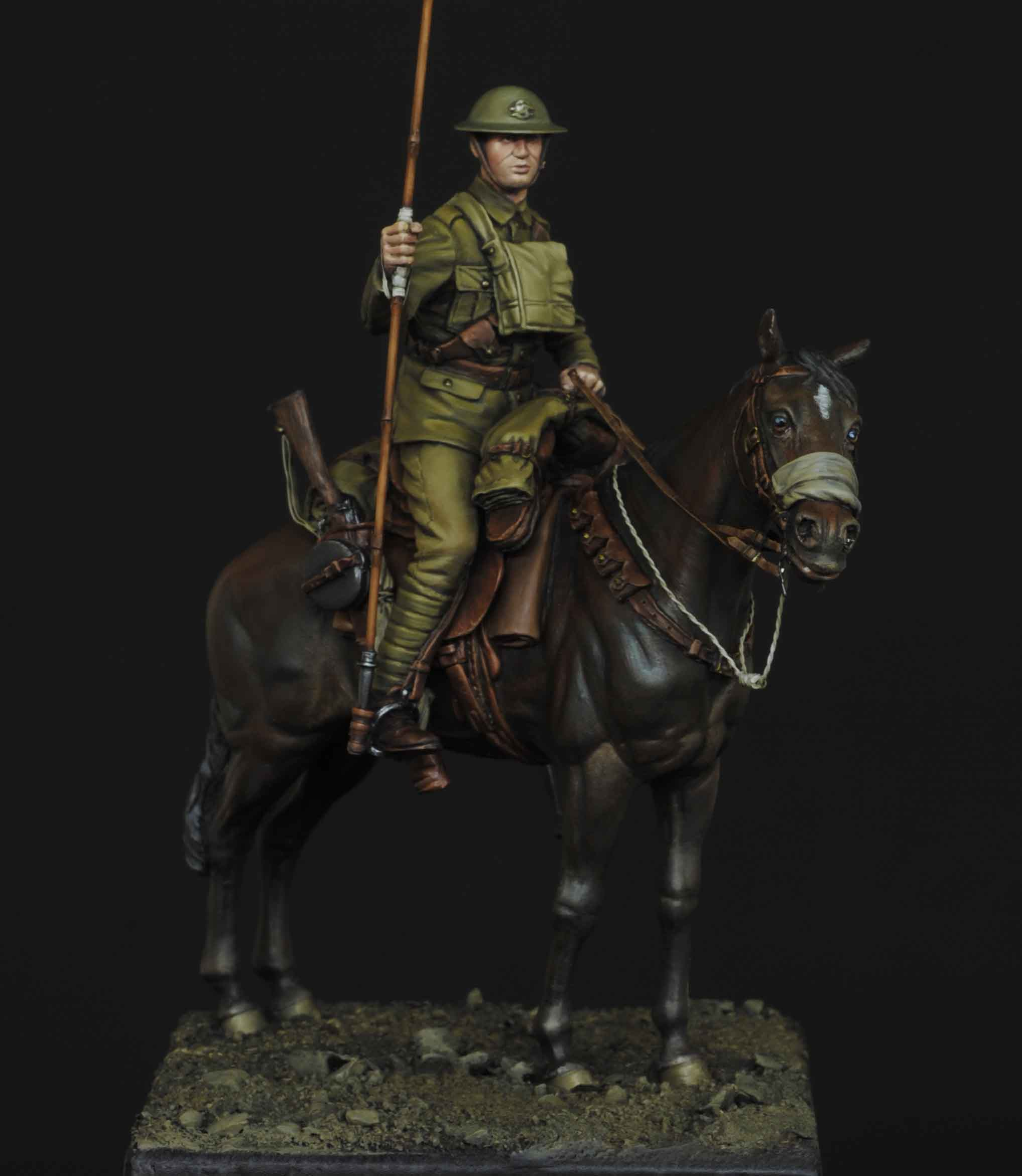 TW32C04 Trooper, 17th Lancers